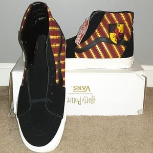 Van's  Harry Potter Gryffindor New in Box size 12